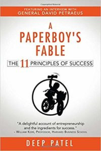 Book- a paper boy fable