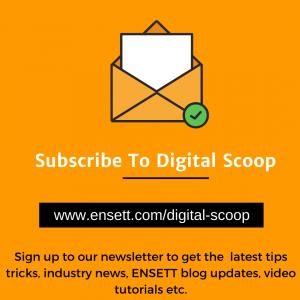 Subscribe to Digital scoop- ENSETT