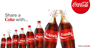 how coke found target audience in share a coke